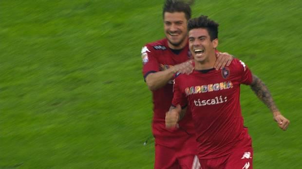 Napoli 3-3 Cagliari, Giornata 12 Serie A TIM 2014/15