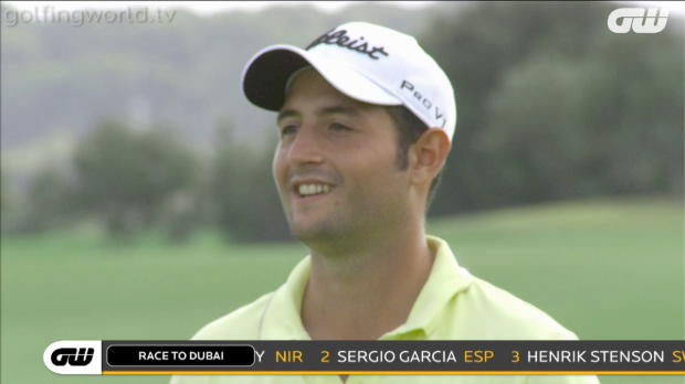 On Today�s GW News Alexander Levy leads after the first round at the BMW Masters.
