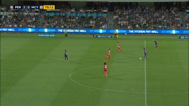 A-League: Sahne-Volley veredelt Traum-Konter