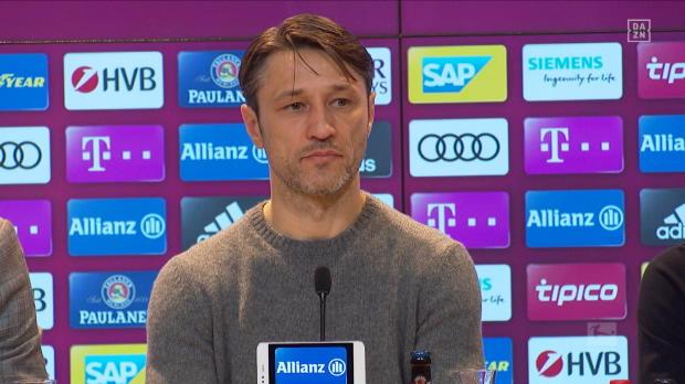 Kovac kontert Kritik: Andere machen auch Fehler