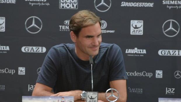 """Federer: Nr. 1? """"Muss kleinere Brötchen backen"""""""