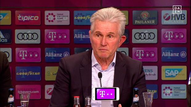 Heynckes wünscht sich Werder wieder nach oben