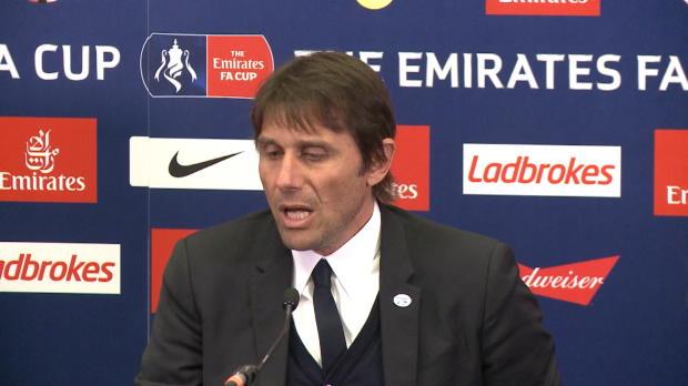 FA Cup: Conte zufrieden mit seinen Youngster