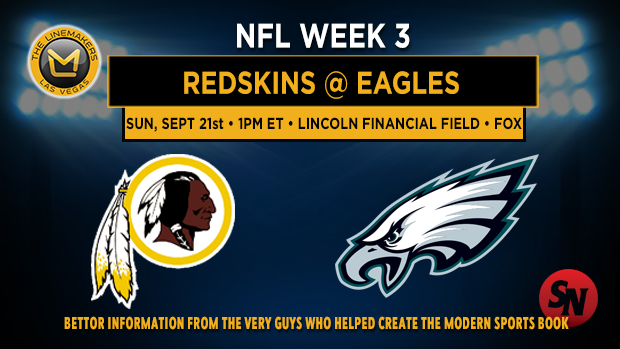 Washington Redskins @ Philadelphia Eagles