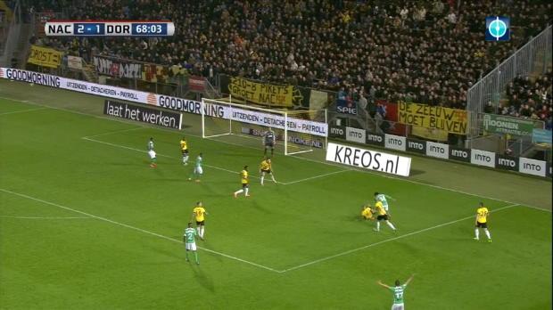 Autsch! Breda-Trainer zerstört Trainerbank
