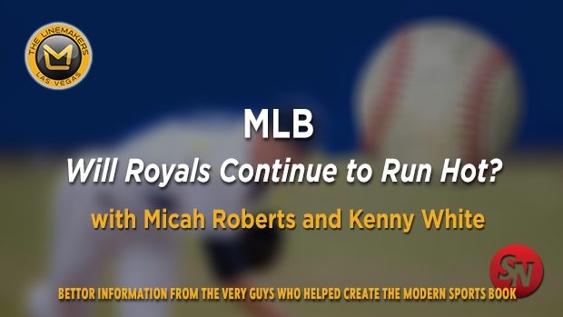 Will Royals continue to run hot?