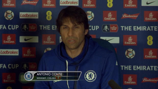 "FA Cup: Conte: ""Nicht Wengers letztes Spiel"""