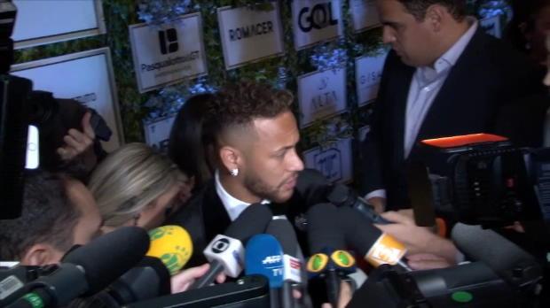 """PSG-Star Neymar: """"Ich bleibe bei Paris!"""" - Die Erklärung im Video"""