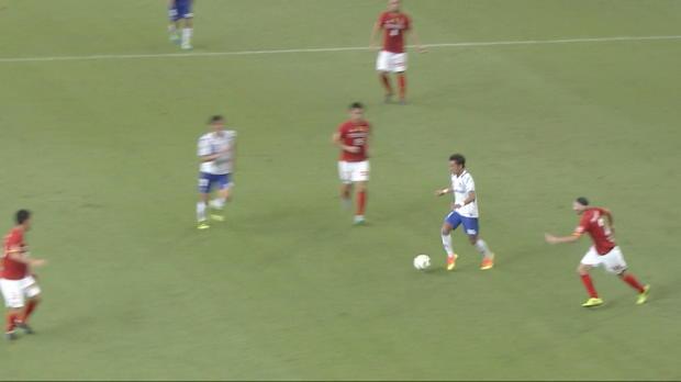J-League: Japan-Bubi mit Weitschuss-Hammer!