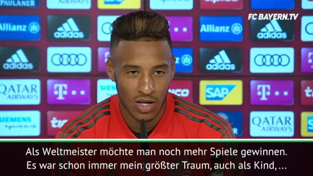Tolissos Traum: FCB-Triple nach WM-Titel