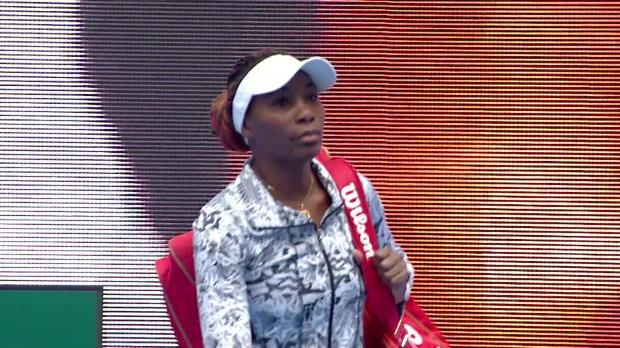 WTA Peking: Peng - V. Williams