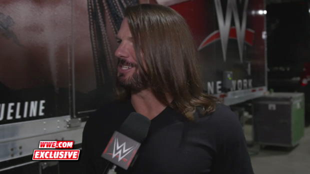 Is AJ Styles confident he will retain his WWE Championship?: WWE.com Exclusive, Aug. 19, 2018