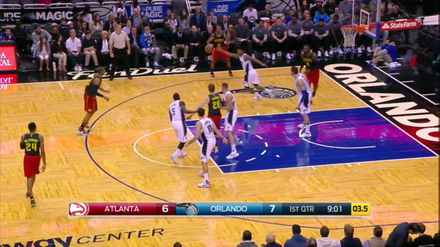 WSC: Elfrid_Payton_with_12_Assists_against_the_Hawks