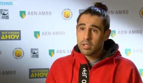 Baghdatis Interview: ATP Rotterdam 1R