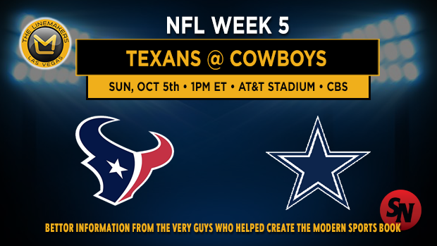 Houston Texans @ Dallas Cowboys