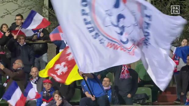 Luxemburg - Frankreich