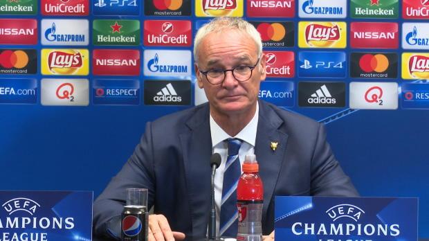 """Ranieri: """"CL-Hymne hat Mahrez aufgeweckt"""""""
