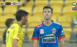 Wellington remain in the hunt for a top six finish after thumping Newcastle Jets 5-0 on Sunday afternoon.
