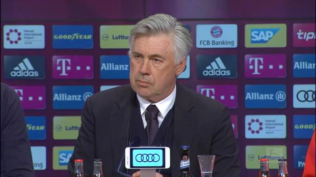 Das sagt Ancelotti zur Alaba-Verletzung