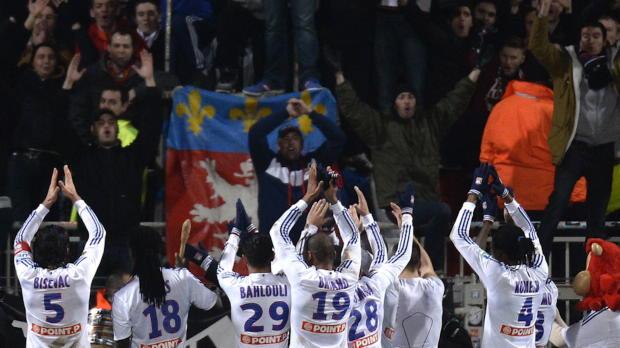 CDL - Lyon rejoint le PSG en finale