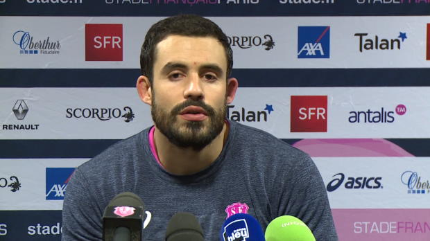 Top 14 - 9e j.: Doumayrou : 'On va montrer qu'on a du caract�re'