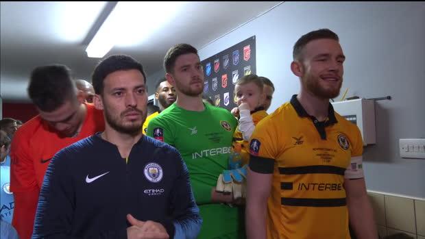FA Cup: Newport - Man City | DAZN Highlights