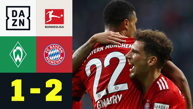 Bundesliga: Werder Bremen - FC Bayern München | DAZN Highlights