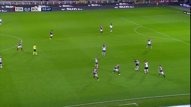 Serie A: FC Turin - Bologna   DAZN Highlights