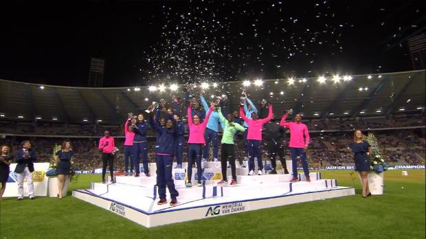 Diamond League: Finale mit Wimpernschlag-Faktor