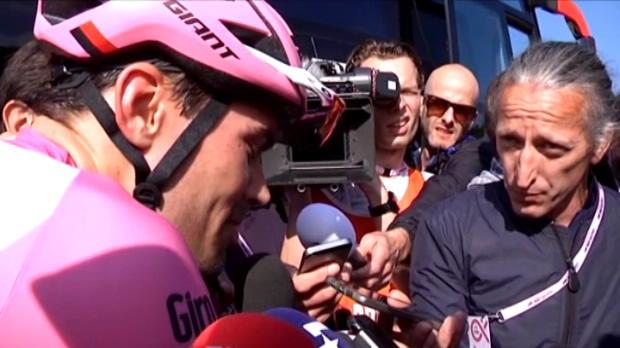 دراجات: طواف إيطاليا: الوضع كان ليصبح أسوأ على كوينتانا - دومولان
