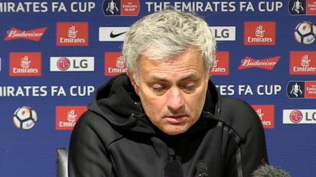 """Mourinho: """"Einige Spieler hatten Angst"""""""
