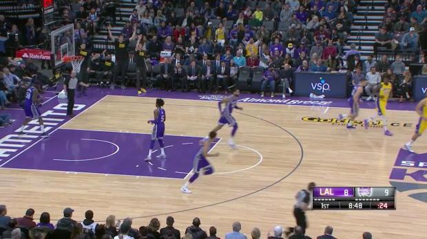 WSC: Kentavious Caldwell-Pope (34 points) Highlights vs. Sacramento Kings