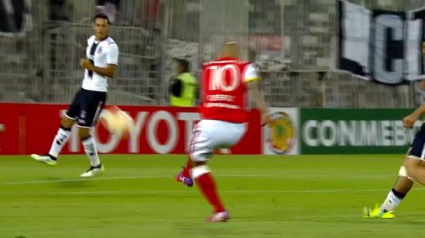 Copa Libertadores: Konter schlecht, Tor nicht