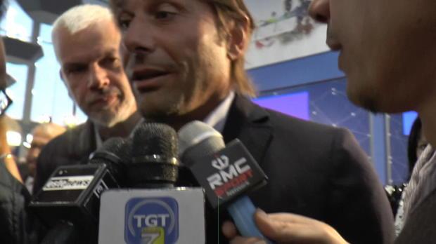 Conte überschüttet Juve und Allegri mit Lob