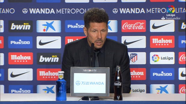 Simeone mit emotionalen Worten zu Torres