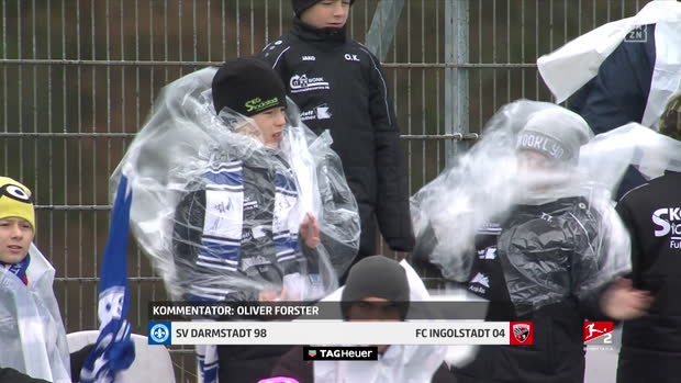 2. Bundesliga: SV Darmstadt 98 - FC Ingolstadt 04 | DAZN Highlights