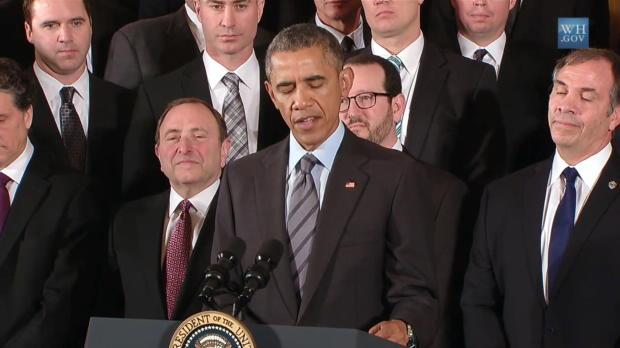 """Obama adelt Donovan: """"Größter Fußballspieler"""""""