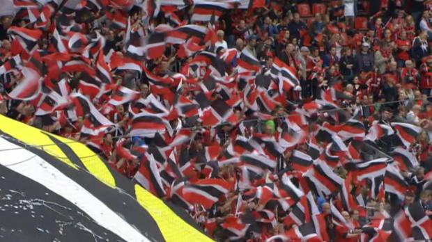 Foot : Bundesliga - Leverkusen leader au classement