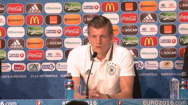 """Kroos: """"Titel mit Madrid andere Wertigkeit"""""""