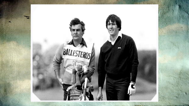 Dave Musgrove on Seve Ballesteros' first Open victory