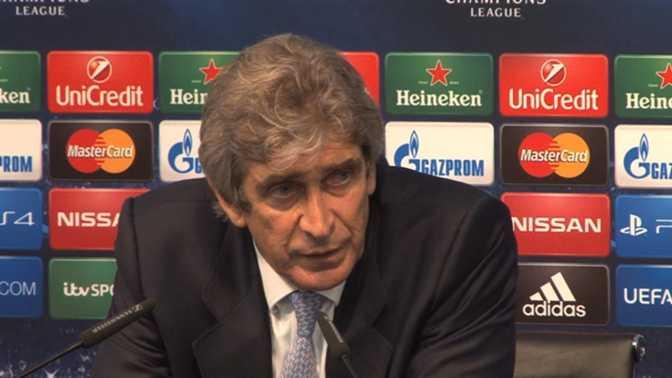 "City - Pellegrini : ""On va se battre jusqu'à la fin"""