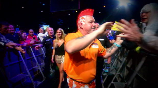 World Series of Darts live auf DAZN