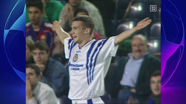 Kievs Sternstunden in den 90ern   UEFA Champions League Historie