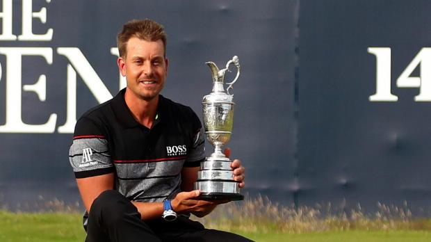 Golf: McIlroy und Co. freuen sich für Stenson