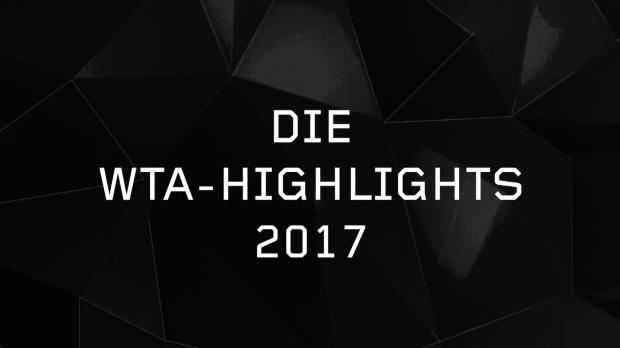 Top Moments: WTA 2017 - Das Jahr der Comebacks