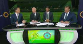 The Fox Sports football panel dissect the Caltex Socceroos' 2-0 win over Iraq in Perth.