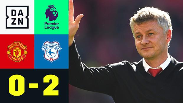 Premier League: Man United - Cardiff | DAZN Highlights