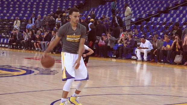 Basket : NBA - Warriors - Curry & co. à l'assaut des playoffs