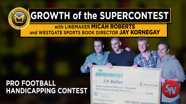 Growth of the SuperContest