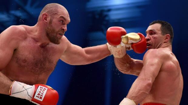 Boxen: Kokain-K.o. für Klitschko-Besieger Fury?